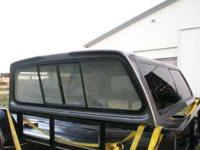 Snugtop topper - off a 2002 GMC Serria short bed,