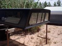 Nice Fiberglass Topper for Ford Ranger 6' Bed