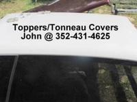 Toppers, Tonneau Covers and Lids We sell out of these