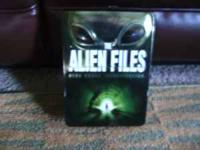 The Alien Files Collection Widescreen DVD Set (comes in