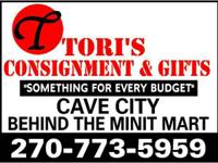 ******* TORI'S ****** VISIT US ON FACEBOOK ☺