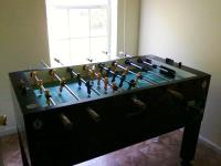 Tornado foosball table in great condition. All working