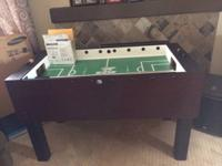 For sale is the Tornado Sport Foosball Table for $400