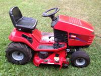 This Mower is in excellent shape! It has always been