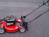 TORO 20092 SUPER RECYCLER PERSONAL PACE LAWNMOWER