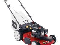 With a 3-in-1 mowing system, the Toro Recycler 22-in.