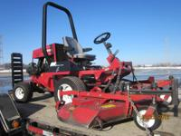 Nice 2003 Toro 328 with 1796 hours original 1 owner