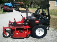 It's the perfect time of year to get started mowing go