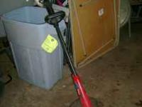 TORO ELECTRIC TRIMMER WORKS GREAT CALL  SEAN Location: