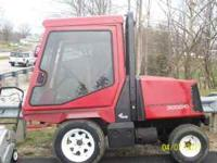 1998 TORO GROUNDSMASTER 3000D,7' DECK AND A 6' DECK