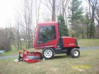 1998 yr.,1680 Hours,mows 5.5 acres per hour,4 cylinder