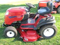 "Toro GT 2100 - 50"" Cut - Good Shape -New Briggs and"