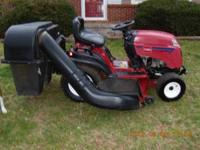 2006 Model with 240hrs, 23HP Kholer engine, Heavy Duty