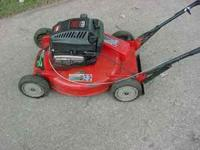 Toro GTS5 6.0 hp Briggs and Stratton engine Super