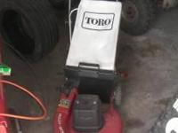 Toro GTS XL Self Propelled Mulching/Bag 6 HP Push Mower