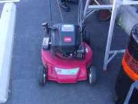 This is a great Lawn Mower. Come check it out at