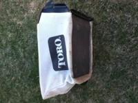 I have a Toro bag in GREAT shape. Fits Personal pace