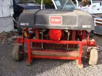 toro power airator like new condition 2800 oe best