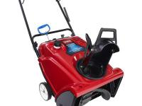 Use Toro Power Clear 621E Single-Stage 21 in. Gas Snow
