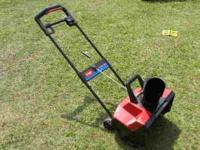 Toro Power Curve 1800 Snowblower-- Buy NOW before the