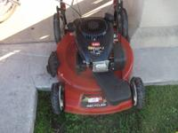 "Toro Recycler (22"") 149cc Personal Rate Mower w /"
