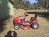 TORO RIDING LAWNMOWER - RUNS AND WORKS GREAT!! Take a