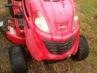 Hood for Toro riding mower, faded but not broken,