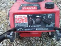 TORO snow blower for sale, runs great, 3 horse engine,