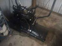 like new only used twice can be used with any toro