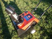 Toro powerlite, very nice blower, runs great! - very