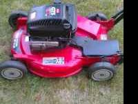 VERY NICE TORO SUPER RECYCLER MOWER. ALUMINUM DECK,