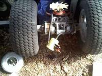 Toro Wheel Horse Hydro Transmission $125.00  Location: