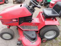 Toro wheel horse riding lawn mower toro rider
