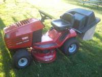 toro wheelhorse lawn tractor 14.5 hp briggs motor OHV