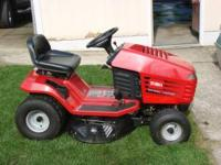 14/38 Toro/ Wheelhorse Tractor. 14.5 H.P. Briggs &