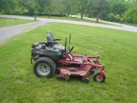 This mower is in great shape...... Runs great, It has