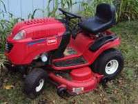 Selling my Toro LX500 22 HP lawn tractor and dump