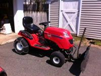 This mower is like new, only 3 years old and has had