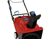 The Toro Power Clear 621 QZR Single-Stage 21 in. Quick