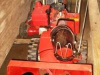 I have a nice Toro PowerCurve 1800 Electric Snow Blower