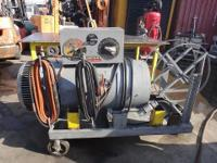 TORPEDO LINCOLN ARC WELDER SAE 300 40 VOLTS NEMA