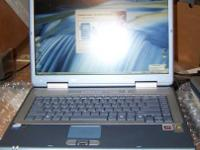 I have a really nice laptop for sale. It is a Toshiba