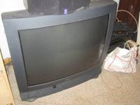 "Toshiba 36A50 36"" Television Perfect Condition with"