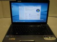We have a NEW toshiba l745 laptop for sale.It is a very