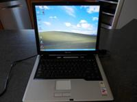Toshiba Satellite Model A55-S306 15 inch notebook