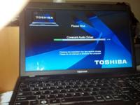 TOSHIBA SATELLITE, WEBCAM W/FACE RECOGNITION, 802.11 N