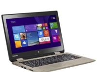 "Toshiba - Satellite Radius 2-in1 11.6"" Touch-Screen"