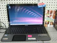 Description: Toshiba Laptop Satellite C855, great