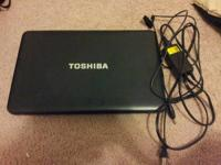This is Toshiba Laptop Satellite C855D-S5320.  I bought