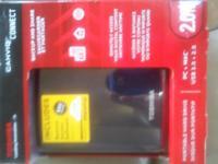 I have a brand new toshiba portable hard drive 2.0tb